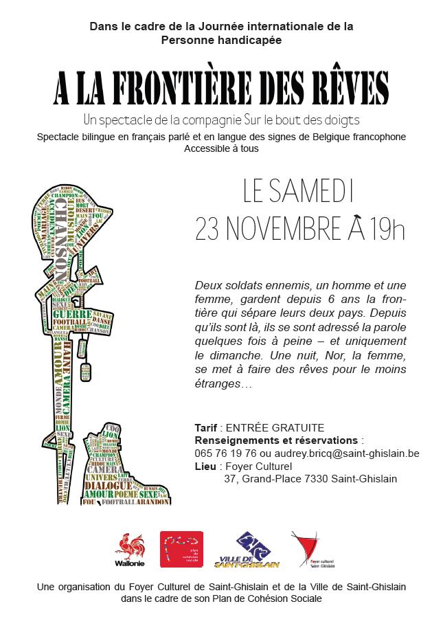 Affiche Kukunor Saint Ghislain