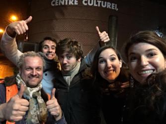 Décembre 2017 - Signé Célestine